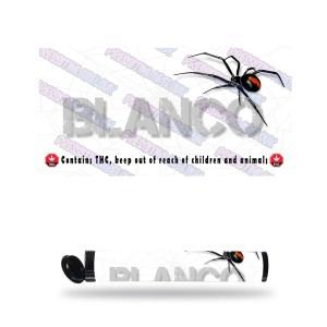 Blanco Pre Roll Labels