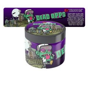 Dead Opps Jar Labels