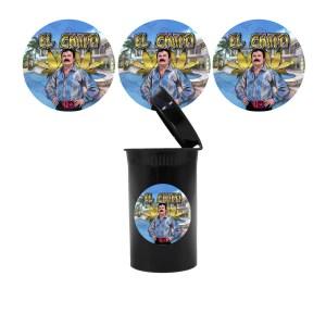 El Chapo Slap Stickers