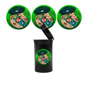 Girl Scout Cookies T2 Slap Stickers