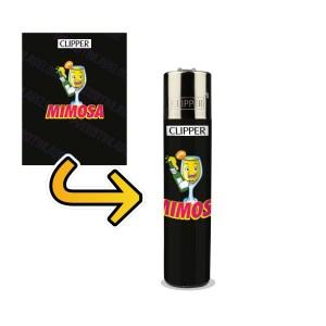 Mimosa Lighter Wraps