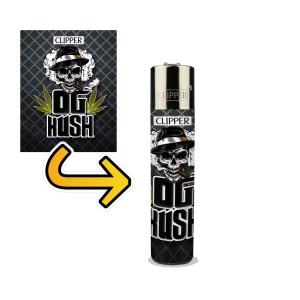 OG Kush Lighter Wraps