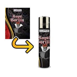 Royal Gorilla Lighter Wraps