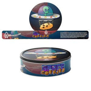 Space Cookies Pressitin Labels