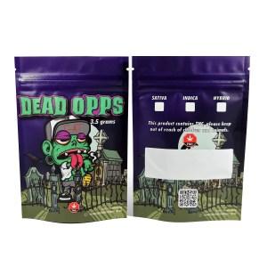 Dead Opps Mylar Bags