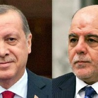 Abadi urges Iraq-Turkey cooperation based on 'respect for sovereignty'