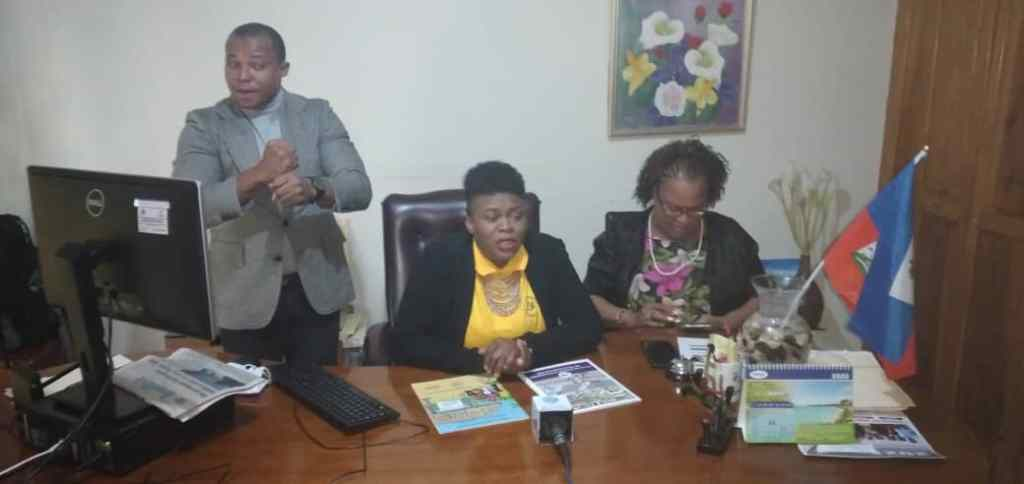"""Haiti-Environnement : """"L'accessibilité à un environnement bâti"""" est le thème d'une journée de formation organisée par le BSEIPH."""