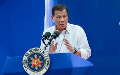 Duterte on start of Ramadan: 'Promote solidarity'