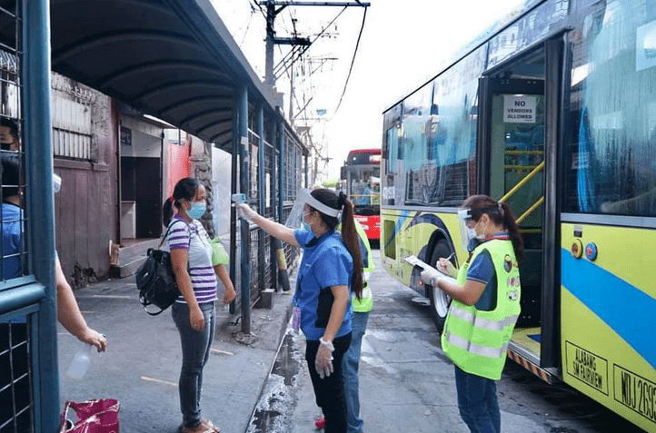 One-meter distancing policy in public transport to remain pending Duterte decision