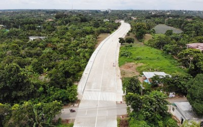 1.54-km portion of Tagaytay Bypass Road opens this October