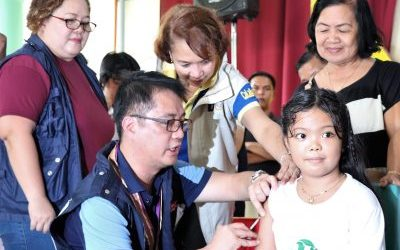 Experts study the possibility of vaccinating children against Covid-19
