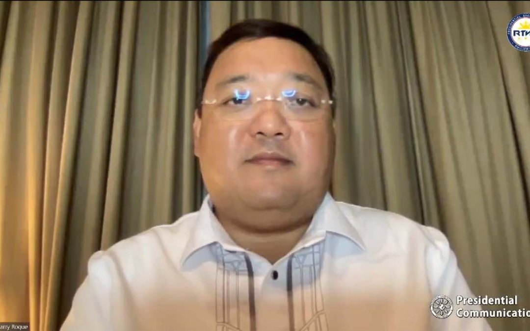 Roque says PGH admission took 4 days