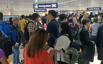 Malaysia, Thailand included in PH travel ban