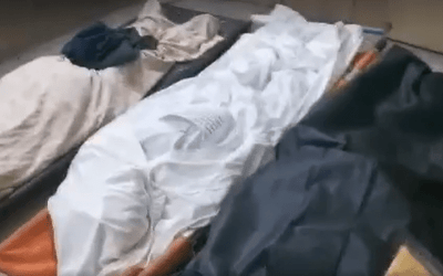 Human cadavers cramped in an 'abandoned building' in Cebu City goes viral