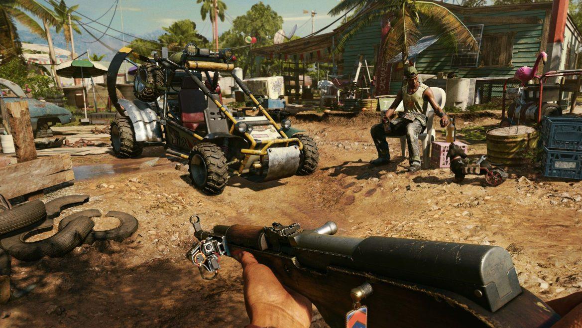 Far Cry 6: El buen gameplay no incluye latinos verosímiles - Pressover.news