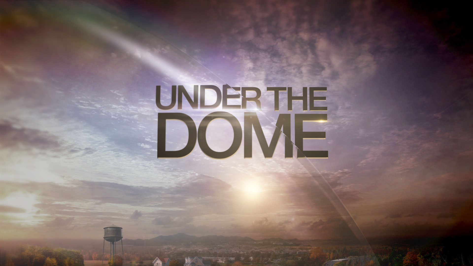 Under The Dome ***new Series***  RtÉ Presspack