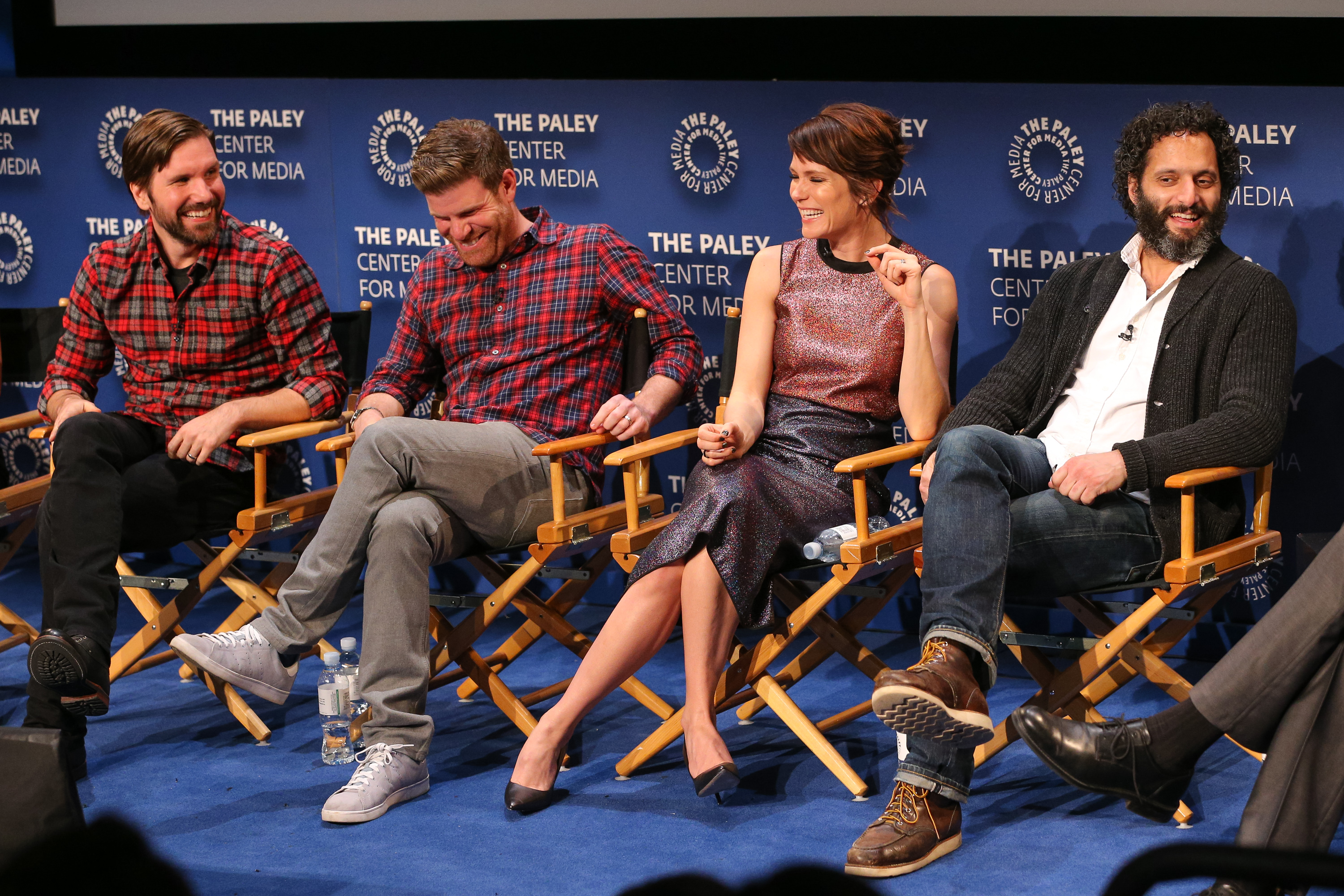 SAYING GOODBYE TO THE LEAGUE AT THE PALEY CENTER