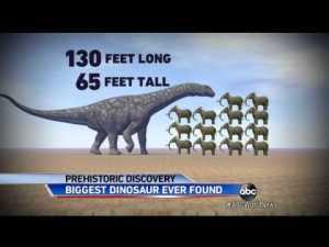 Titanosaurus is a herbovoire who is said to weight 180,000 pounds