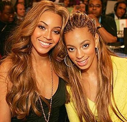 Beyoncé and sister Solange seem closer than ever as Beyoncé posts tons of photos on Instagram of her and sister. Could this mean there's no hard feelings after the elevator drama between Solange and Jay-Z