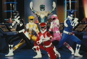 Power Rangers return to the big screen