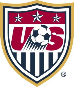 US Men's Soccer team logo