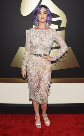Katy Perry in Zuhair Murad Image by Larry Busacca/Getty Images for Naras