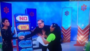 "Manuela Arbelaez's mistake on ""The Price is Right"" cost about 26,000"
