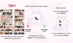 Stylect is one of the best apps for fashionistas.