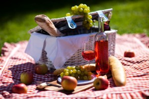 Picnics are simple and fun ways to celebrate birthdays.