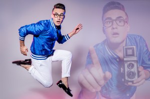 Johnny Sky is a rising star in the genre of latin urban pop.