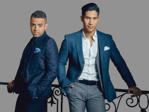 Chino y Nacho are nominated to a Latin Billboard Award in 2016.