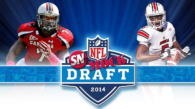 2014 Mock Draft where anything can happen