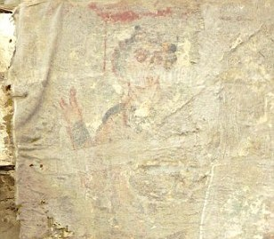 Image of Jesus discovered