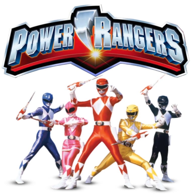Power Rangers and it's rerelease on the big screen