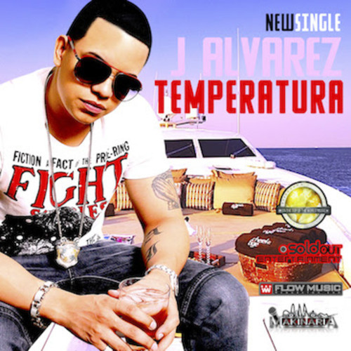 "J Alvarez talks about his latest single ""La Temperatura"""