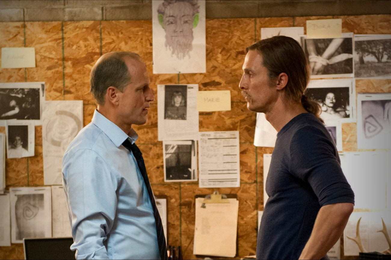 Matthew McConaughey's role in True Detective snagged him a Golden Globe 2014 nomination.