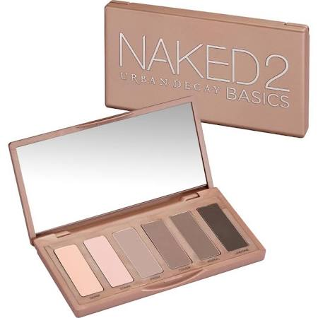 The Urban Decay Naked 2 Palette is a make up must have.