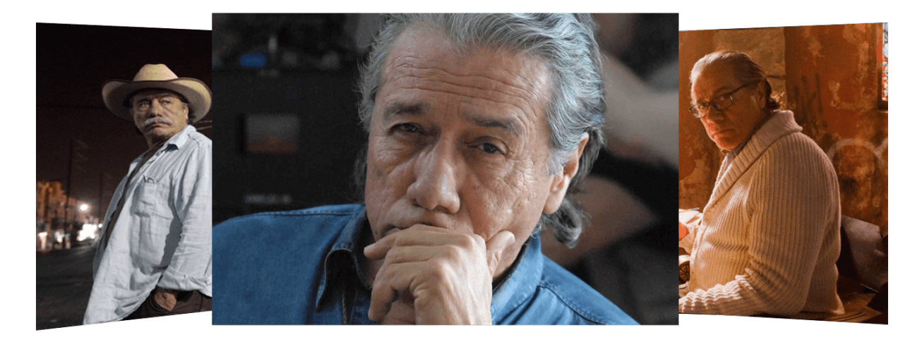 Edward James Olmos speaks out about the importance of Hispanic Heritage.