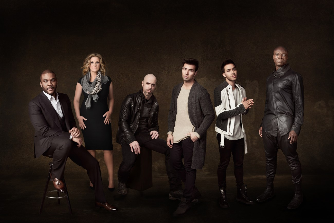 Jencarlos Canela and Prince Royce star in Fox's The Passion.