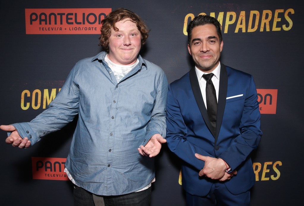 Compadres hits theaters on Friday, April 22nd, 2016.
