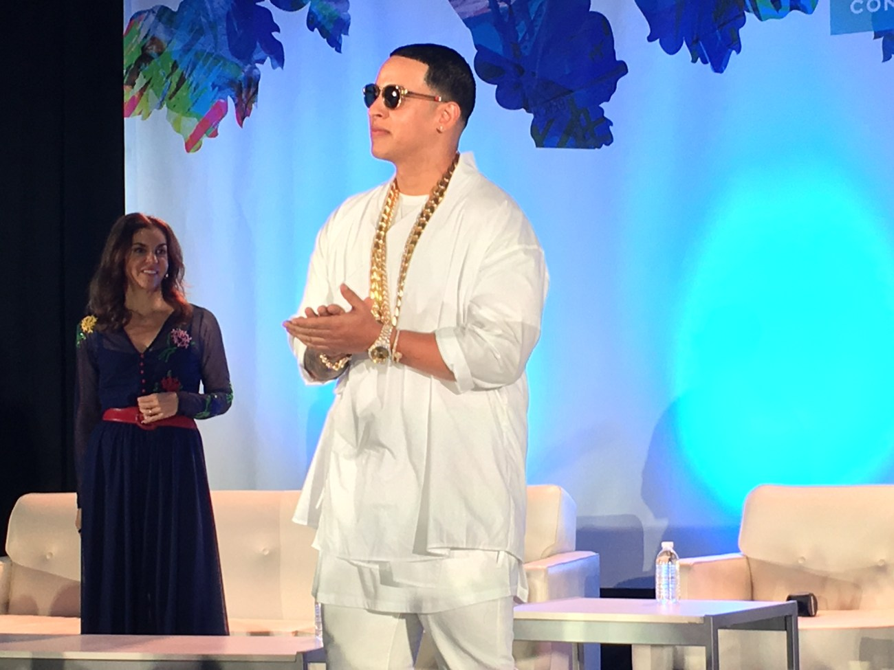 Daddy Yankee shared interesting tidbits about the Reggaeton music genre at the Billboards.