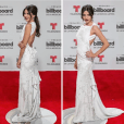 Shantall Lacayo looks stunning in white at the 2016 Latin Billboard Awards.