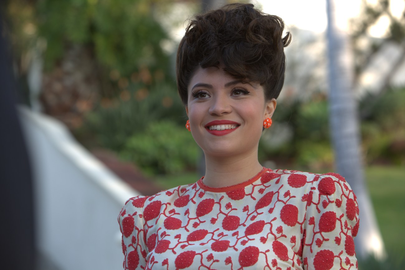 "Veronica Osorio gave life to Carlota in ""Hail, Caesar!""."