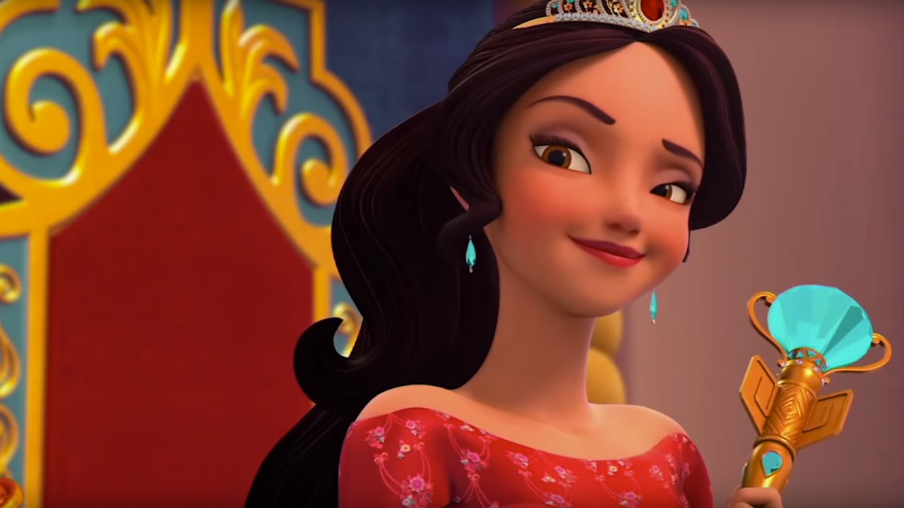 Aimee Carrero is the voice of Elena of Avalor