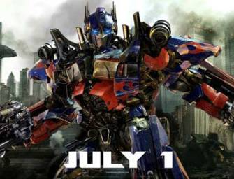 Featurette zu Transformers 3 (3D) – Dark of the Moon