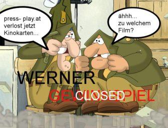 Gewinnspiel: Werner – Eiskalt