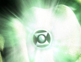 Ein Erster Blick Auf Green Lantern