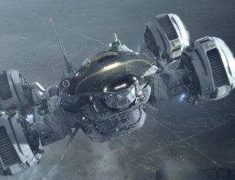 Entdecke PROMETHEUS – Das Raumschiff