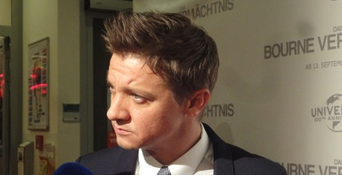 Jeremy Renner © 2012 Hanna Stein / Press Play Magazin