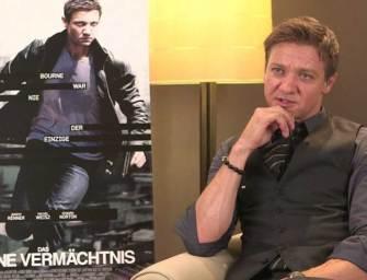 Jeremy Renner spricht über The Bourne Legacy